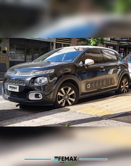 Citroën New C3 Shine 1.2 Turbo M/t - Oportunidad