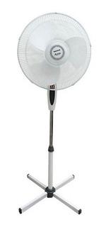 Ventilador Montana De Pie 16 - Super Silencioso Oscilante