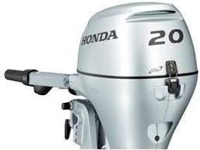 Motor Honda Fuera De Borda Bf 20 Hp Pata Corta 4t Energia G.