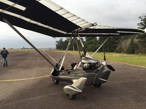 Trike Avion Ultraliviano Aeronave Deltajet Bmw Aeros