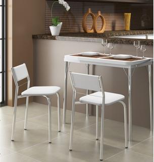 Hogar Muebles Desayunador Mesa Ideal Cocinas Pequeñas ...