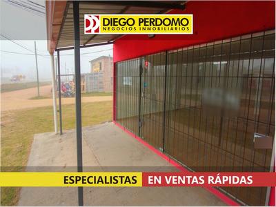 Local Comercial En Alquiler, Ciudad Del Plata.