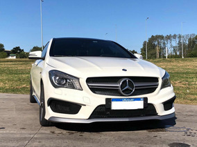 Mercedes-benz Clase Cla 2.0 Cla45 Amg 360cv At 2015
