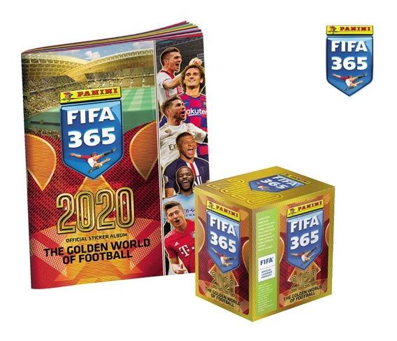 Panini Fifa 365 2020 - Caja 50 Sobres + Album De Obsequio