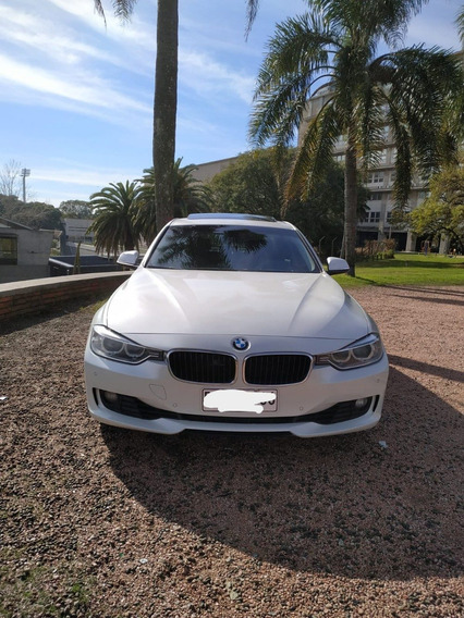 Bmw 320i Serie 3 F30 2014 Twin Turbo Automatico Unico