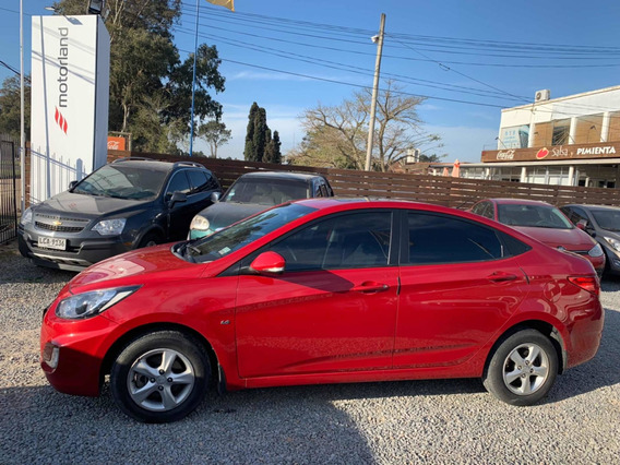Hyundai Accent 1.6 Gls I25 Ext Full Nuevo!! Pto/financio