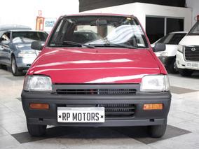 Daewoo Tico Dx 1994 Standar Nafta Rojo Alarma Bloqueo