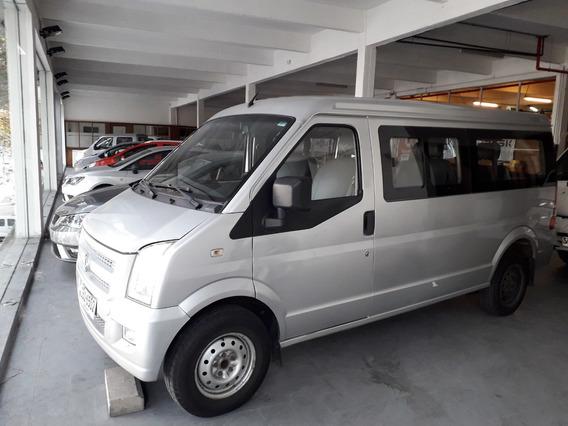 Dfsk Minibus 7 Pasajeros Plazas C37 Con Aire