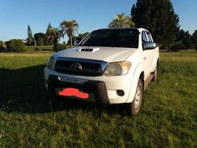 Toyota Hilux Srv 4x4 Automática