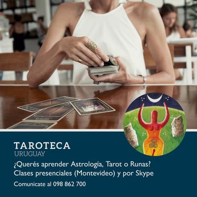 Consultas Y Clases De Tarot, Astrología Y Runas.