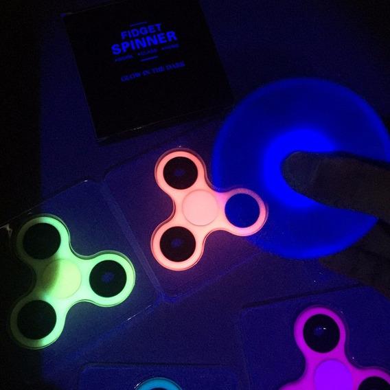 Fidget Spinner Fluorescente (originales)