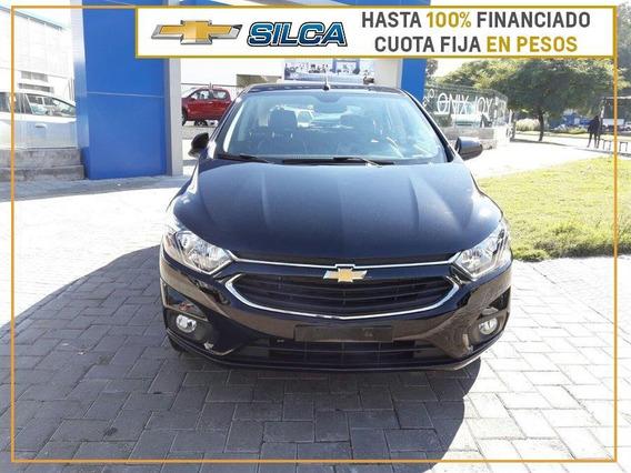 Chevrolet Onix Ltz 1.4 Negro 2019 Negro 0km