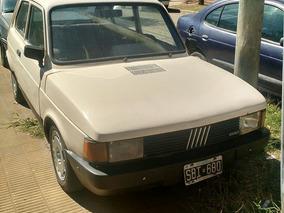 Fiat 147 Con Tapa De Uno 1.4 Corte De Largada Llantas
