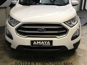 Ford Ecosport 1.5 Se 123cv 100% Financiada