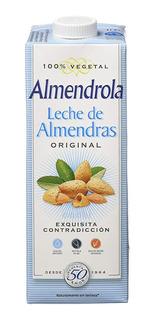 Leche De Almendras Almendrola 1 Lt Vegan Sin Lactosa