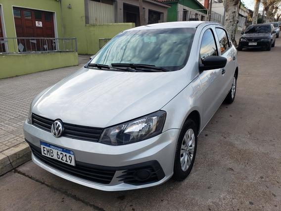 Volkswagen Gol G7 Full Año 2017