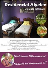 Residencial De Ancianos , Ambiente Familiar .