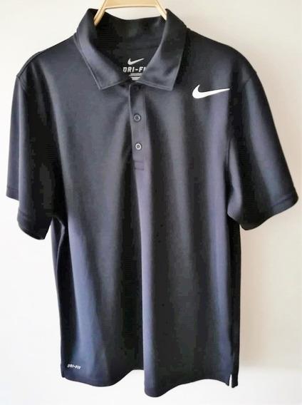 Chomba Remera Cuello Polo Nike