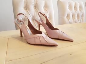 Zapato Rosa Sandalia T 36