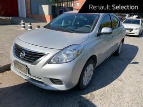 Nissan Versa Sense Full (ficha Oficial) 2014