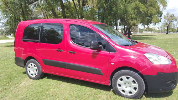 Peugeot Partner Nafta Full Impecable Habilitada 8 Personas