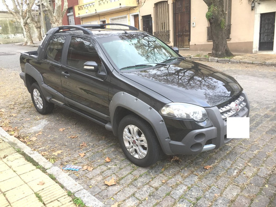 Fiat Strada Adventure 1.6 16v Locker