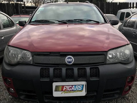 Fiat Strada 1.8 Adventure Cab Exten Aa+da