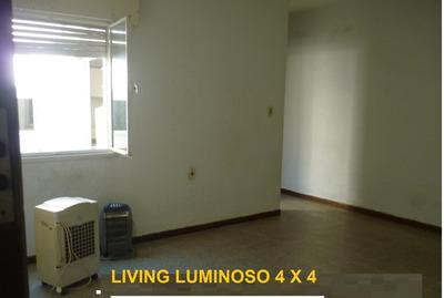 Alquiler Apartamento 1 Dorm Cordon Muy Luminoso