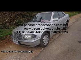 Mercedes C240 C280 C180 Sucata Em Peças Motor/cambio/capo