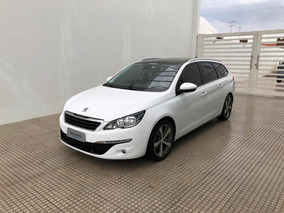 Peugeot 308 Sw 1. Turbo. Ficha Oficial. Nueva!!!