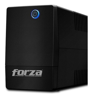 Ups Forza Regulador Voltaje 220v 500va 250w 6 Tomas Nt-512u