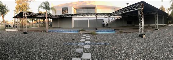 Local Esquina Zona Automotoras Barra De Carrasco 800m2