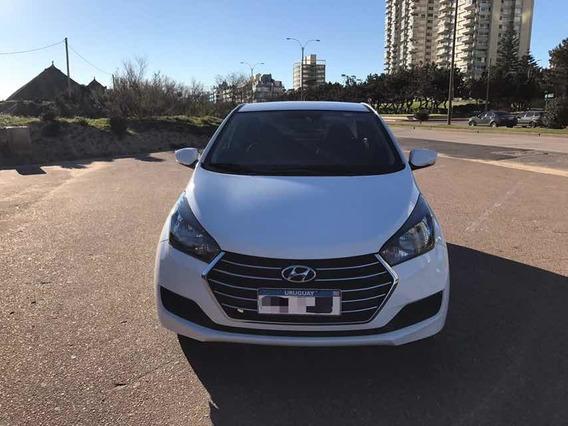 Hyundai Hb20 1.6 Comfort Plus 4p 2017 Full