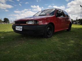 Volkswagen Gol 1.0 Topcar U$s 2000 Y Cuotas En $$