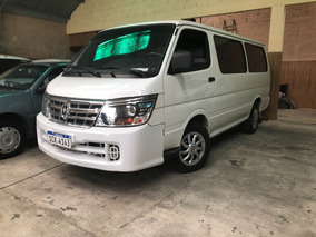 Brilliance Minibus Año 2014 Full Impecable