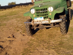 Jeep Pik Up Pik Up 4x4