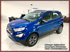 Ford Ecosport Freestyle 1.5 123hp 2018 !! Amaya