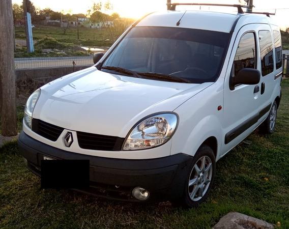 Renault Kangoo Camioneta 6 Puertas