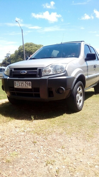 Ford Ecosport 1.6 Xl Plus Mp3 4x2 2008