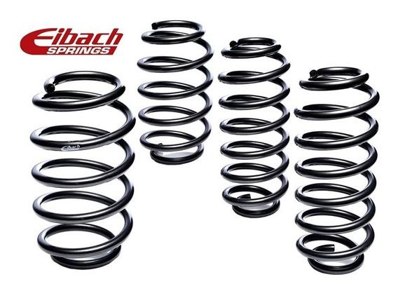 Espirales Eibach Pro Kit Peugeot 207 208 Gti Ds3