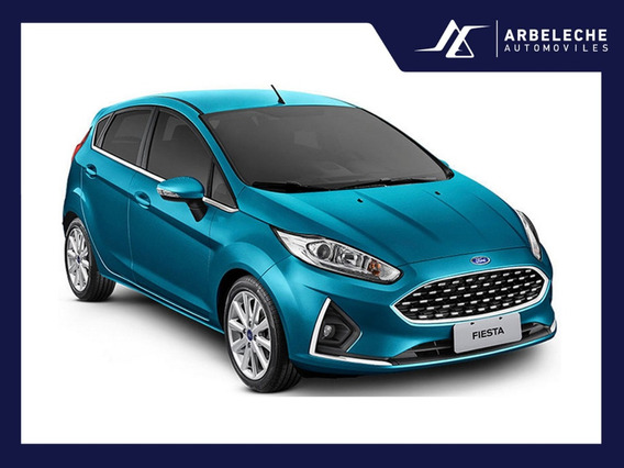 Ford Fiesta Kinetic Design 1.6 Se At! Arbeleche