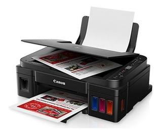 Canon - Impresora Multifuncion Sistema Continuo - Pixma G201
