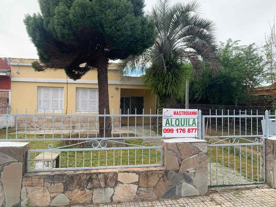 Gran Oportunidad!!!!alquiler De Casa De 4 Dorm A Nuevo !!!!