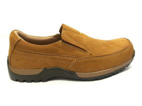 Zapato De Cuero Para Hombre
