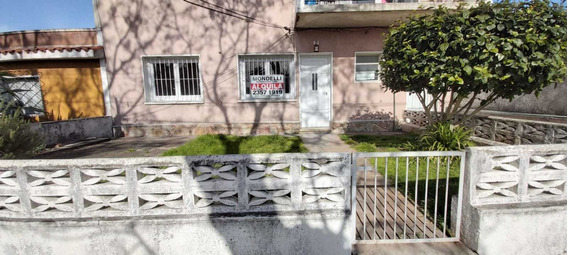 Alquiler Casa Sayago A Mtrs De Propios Y Devoto, 1 Dorm !!