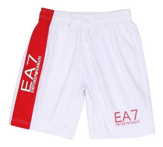 Emporio Armani Ea7 Shorts De Baño Autenticos