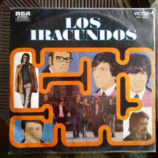 Los Iracundos 1976 Lp Ed Uy Impecable, Eduardo Mateo R Rada