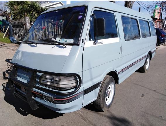 Camioneta Asia Topic 1992 Papeles Al Dia