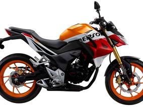 Moto Honda Cb190r 0 Km Repsol Entrega Inmediata