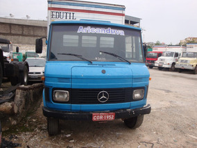 Mercedes-benz Mb 708 1989
